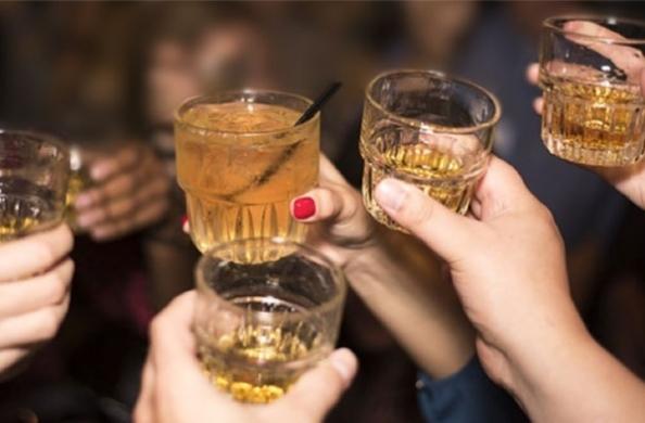 California Study Drinking Alcohol